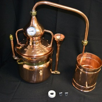 drankstoken - Distilleerketel