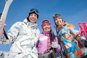 Wintersportvakantie - Go Ski
